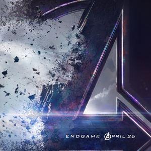 Avengers 4: Endgame : Kinoposter