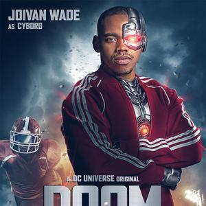 Doom Patrol : Kinoposter