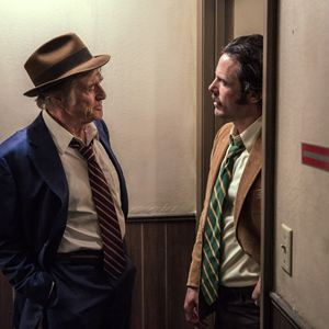 Ein Gauner und Gentleman : Bild Casey Affleck, Robert Redford