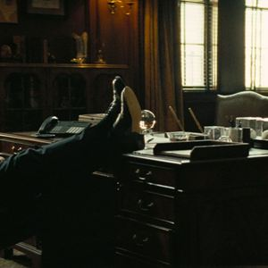 Vice - Der zweite Mann : Bild Christian Bale, Sam Rockwell
