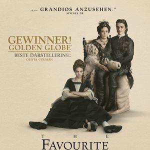 The Favourite - Intrigen und Irrsinn : Kinoposter