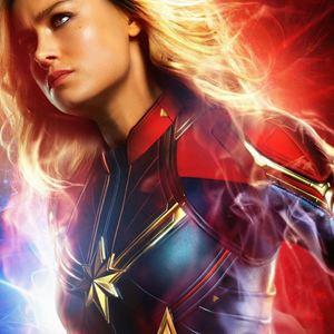 Captain Marvel : Kinoposter