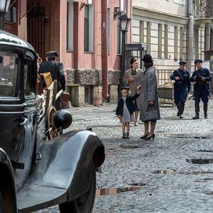 Flucht aus Leningrad : Bild