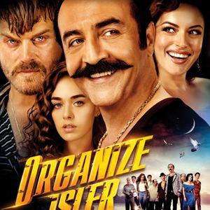 Organize Isler 2: Sazan Sarmali : Kinoposter