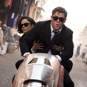 Men in Black: International : Bild Chris Hemsworth, Tessa Thompson