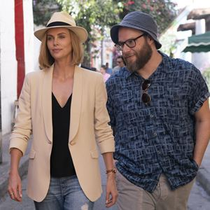 Long Shot : Bild Charlize Theron, Seth Rogen