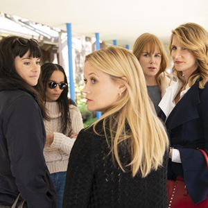 Bild Laura Dern, Nicole Kidman, Reese Witherspoon, Shailene Woodley, Zoë Kravitz