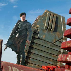 Star Trek Into Darkness : Bild Benedict Cumberbatch