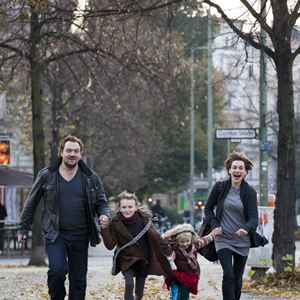 Eltern : Bild Charly Hübner, Christiane Paul