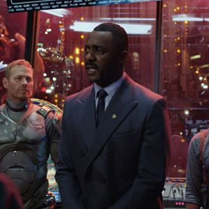 Pacific Rim : Bild Charlie Day, Clifton Collins Jr., Idris Elba