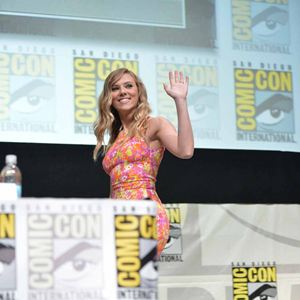 Captain America 2: The Return Of The First Avenger : Vignette (magazine) Scarlett Johansson
