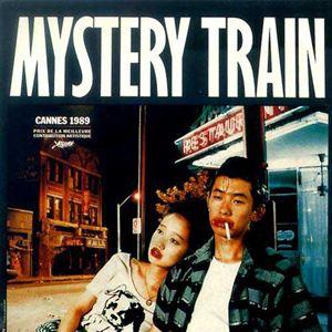 Mystery Train : Kinoposter