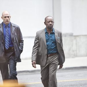 Bild Lennie James, Mark Strong