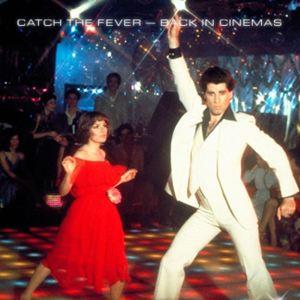 Saturday Night Fever - Nur Samstag Nacht : Kinoposter