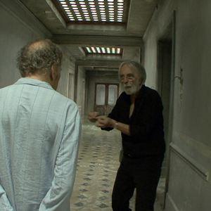 Michael Haneke - Porträt eines Film-Handwerkers : Bild Jean-Louis Trintignant, Michael Haneke