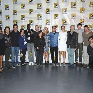 X-Men: Zukunft ist Vergangenheit : Vignette (magazine) Bryan Singer, Ellen Page, Evan Peters, Halle Berry, Ian McKellen