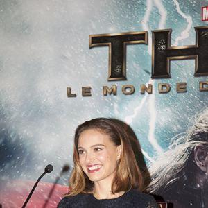 Thor 2 - The Dark Kingdom : Vignette (magazine) Natalie Portman