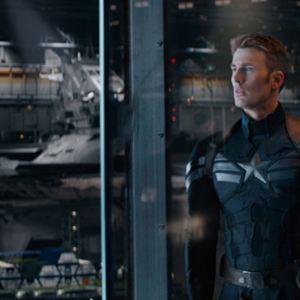Captain America 2: The Return Of The First Avenger : Bild Chris Evans, Samuel L. Jackson