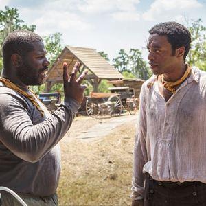 12 Years A Slave : Bild Chiwetel Ejiofor, Steve McQueen (II)