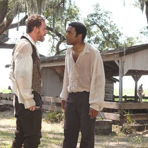 12 Years A Slave : Bild Chiwetel Ejiofor, Michael Fassbender