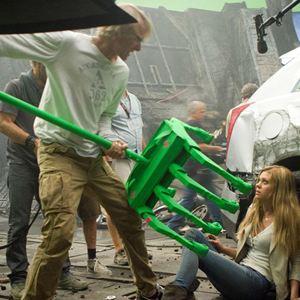 Transformers 4: Ära des Untergangs : Bild Michael Bay, Nicola Peltz