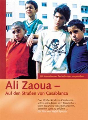 Ali Zoua – Auf den Straßen von Casablanca