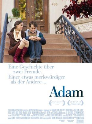 Adam - Eine Geschichte über zwei Fremde. Einer etwas merkwürdiger als der Andere
