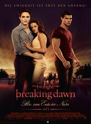 Twilight 4: Breaking Dawn - Bis(s) zum Ende der Nacht (Teil 1)