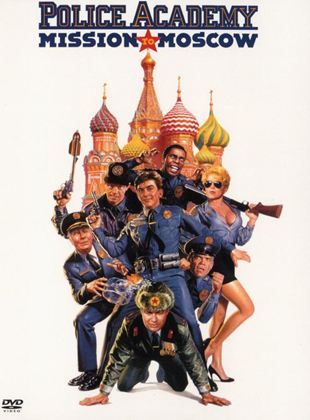 Police Academy 7 – Mission in Moskau