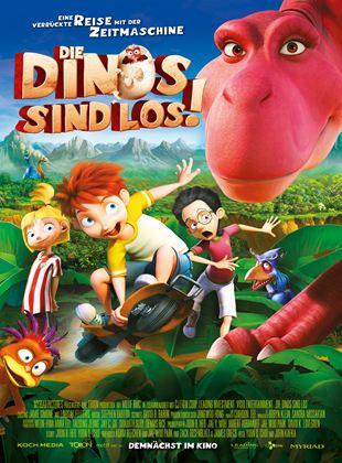 Die Dinos sind los