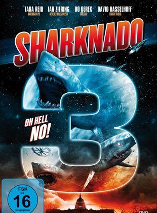 Sharknado 3 - Oh Hell No!