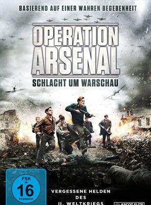 Operation Arsenal - Schlacht um Warschau