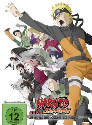 Naruto Shippuden - The Movie 3: Die Erben des Willens des Feuers