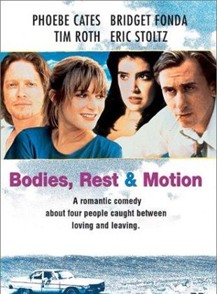 Bodies, Rest and Motion - Liebe im Quadrat