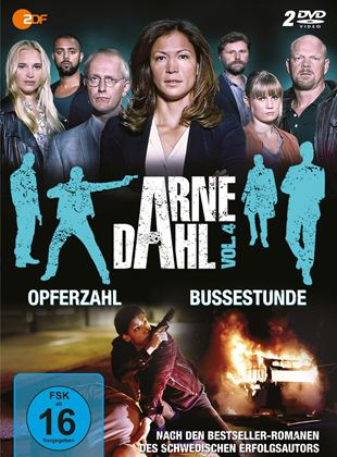Arne Dahl: Bußestunde