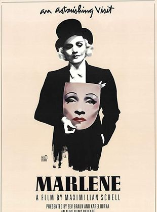 Marlene Dietrich - Porträt eines Mythos