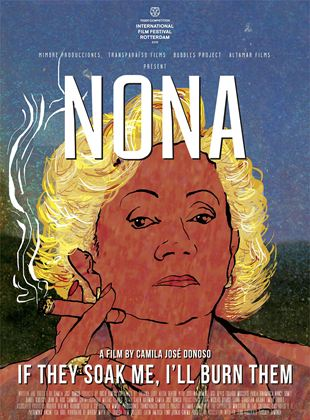 NONA. If They Soak Me, I Will Burn Them