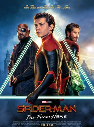 Spider-Man: Far From Home VoD