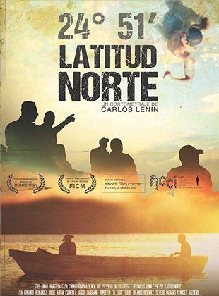 24° 51' Latitud Norte