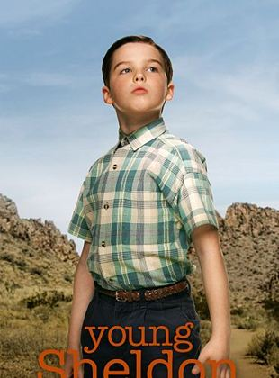 Young Sheldon: Die komplette 1. Staffel [DVD]