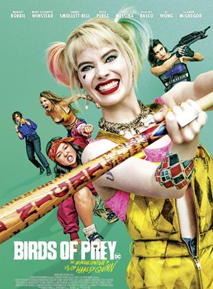 Birds Of Prey: The Emancipation Of Harley Quinn VoD