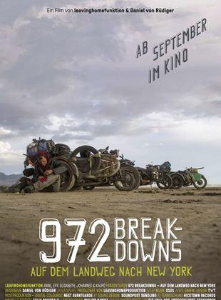 972 Breakdowns - Auf dem Landweg nach New York