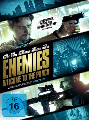 Enemies - Welcome to the Punch
