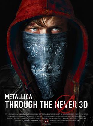 Metallica – Through The Never 3D