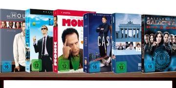 Serien auf DVD im Mai 2010