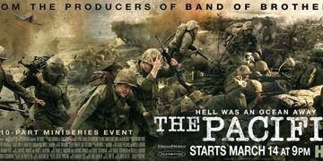 The Pacific: Der große Pressespiegel zur Serie von Steven Spielberg