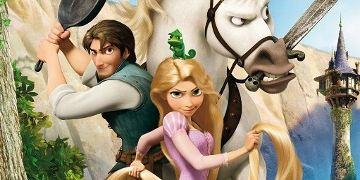 """""""Rapunzel – Neu verföhnt"""" ist """"Harry Potter"""" dicht auf den Fersen"""