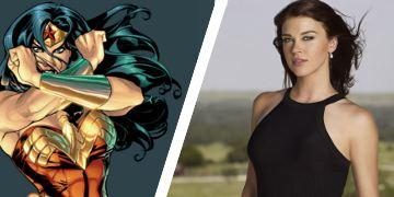 """Adrianne Palicki ist """"Wonder Woman"""""""