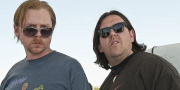 """Nick Frost und Simon Pegg kündigen """"Paul""""-Sequels an"""