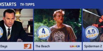 Die siham.net-TV-Tipps (29. Juli bis 4. August)